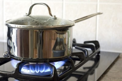 Gas cookers can be repaired or replaced